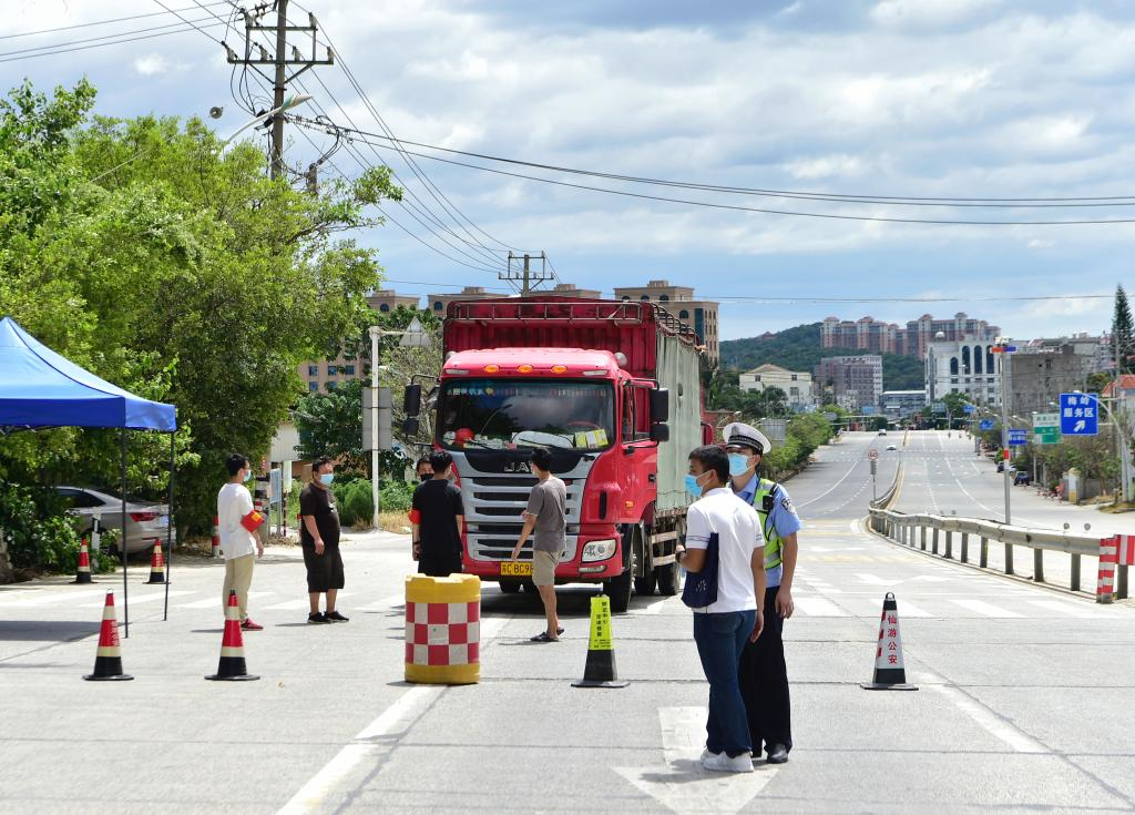 푸젠성 푸톈시 셴여우현 '고위험 지역' 격상