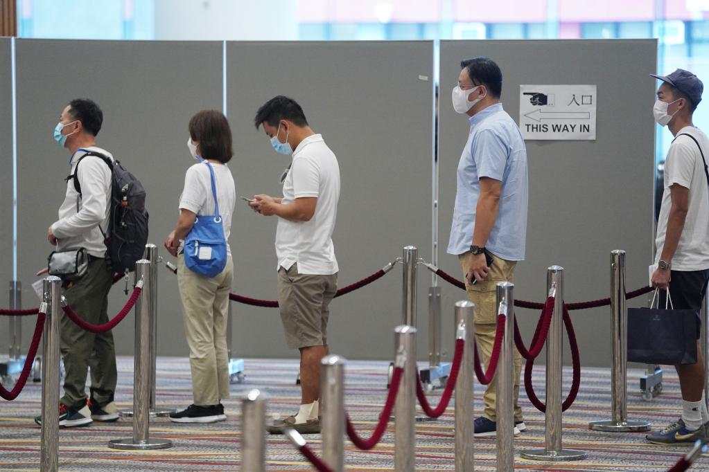 中 홍콩, 선거제 개편 후 첫 선거인단 선거