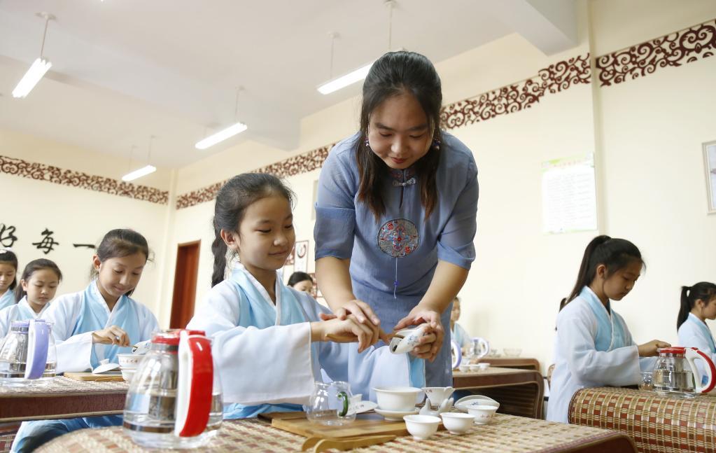 허베이 싱타이, '방과 후 교실' 운영