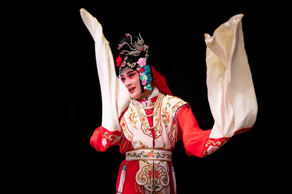 장쑤성 대표적 전통극 마카오서 공연