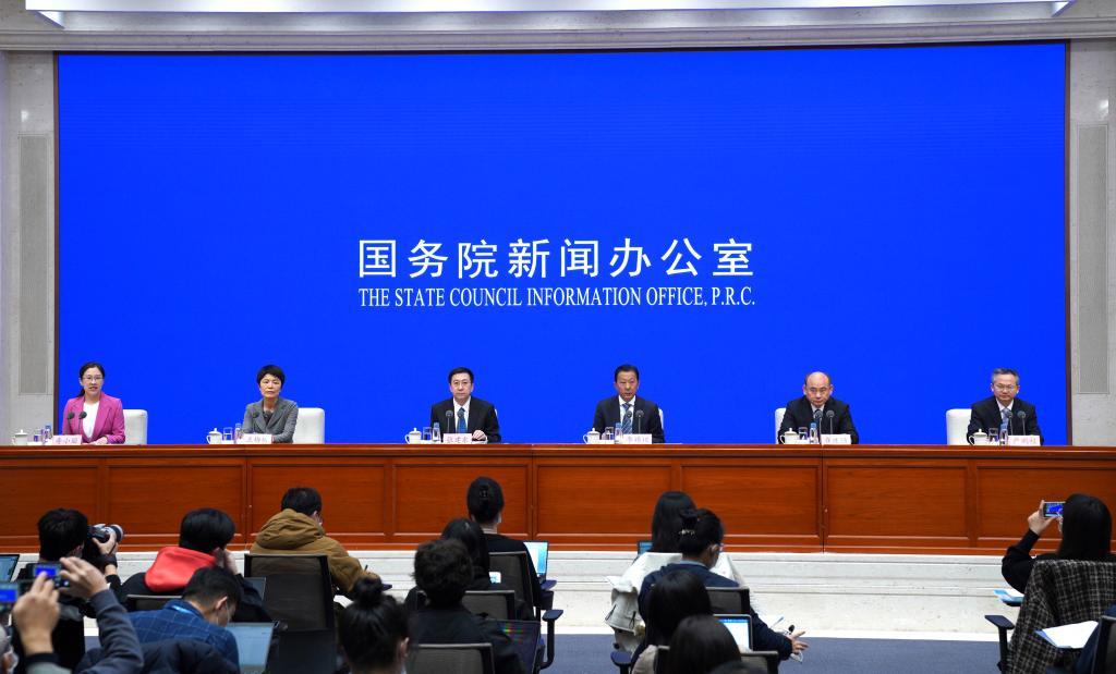 국무원 신문판공실 베이징 동계올림픽 및 패럴림픽 준비 상황 브리핑 개최